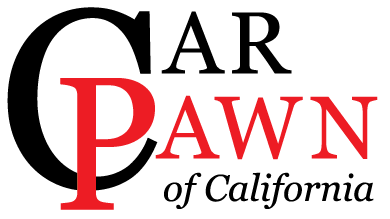 Car Pawn of California - Vehicle & Auto Pawn plus Sales